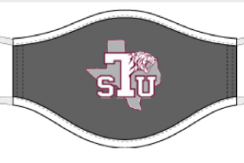 Texas Southern Face Mask
