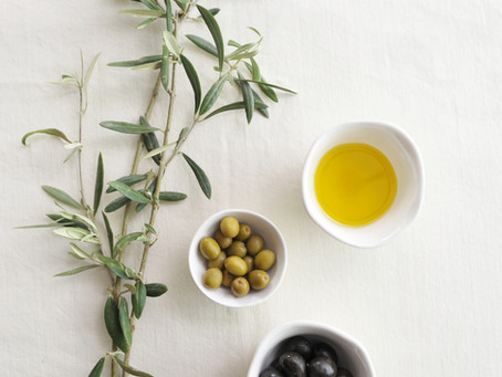 Extra-Virgin Olive Oil is good for  healthy eating...phenolic-rich olive oil is even better!