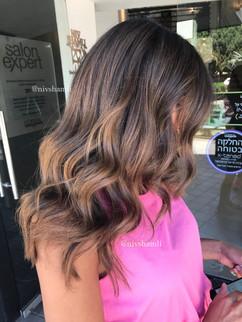 חום מרהיב צבעי שיער