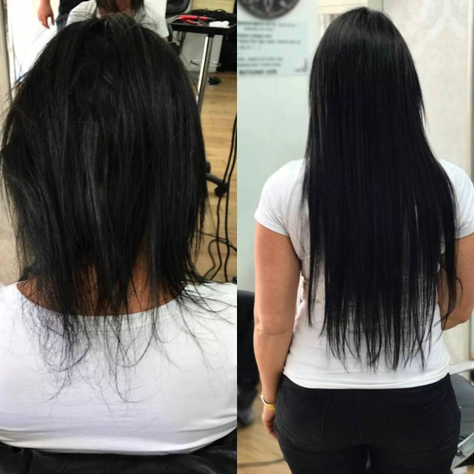 רפאל אוסמו תוספות שיער איכותיות