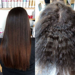 החלקת שיער איכותית בנריה