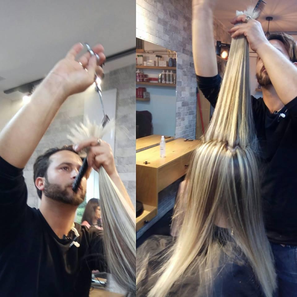 Osmo professional עיצוב שיער