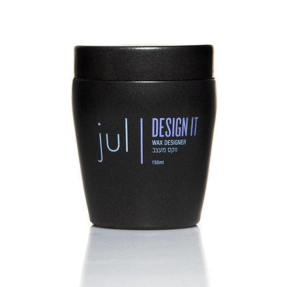 Wax Designer - ווקס על בסיס מים לעיצוב השיער