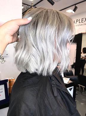 הבהרת שיער