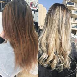רפאל אוסמו מומחה בצבעי שיער
