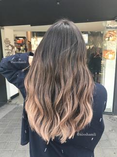 צבעי שיער שמלי סלון בוטיק