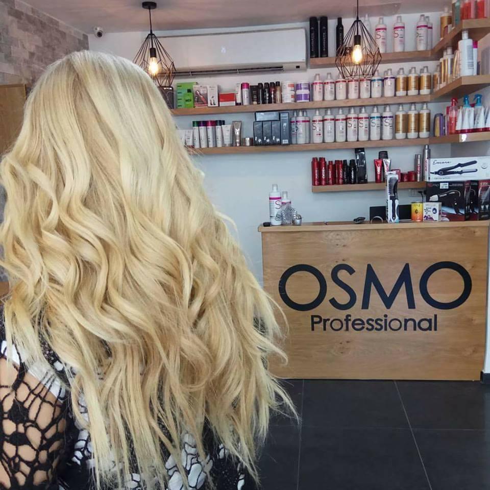 שיער בלונד- רפאל אוסמו