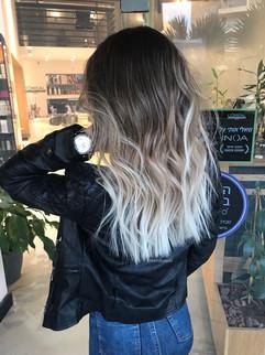 גווני שיער ניב שמלי