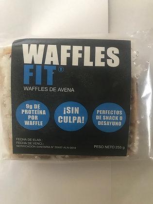 Waffles Fit 225gr. Isa Garcia