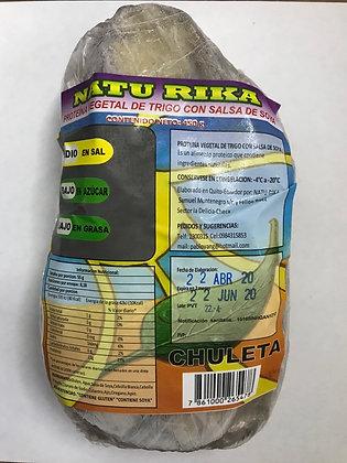 Carne Vegetal Chuleta 450gr Natu Rika