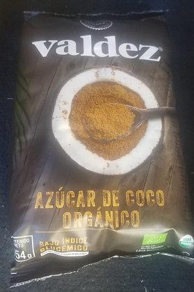 Azucar de Coco Orgánica 454. Valdez