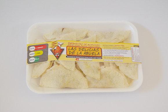 Bandeja Empanadas de Morocho 20un. Delicias de la abuela