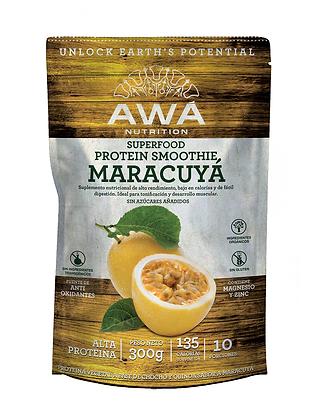 Maracuya Lifestyle 300gr Awa Nutrition