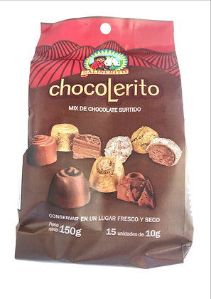 Chocolerito Mix 150gr Salinerito