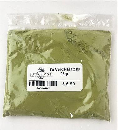 Te Verde Matcha 25gr.