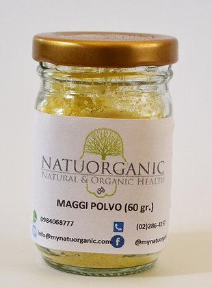 Maggi Polvo 60gr. Frasco vidrio