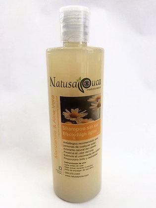 Shampoo sin sal Efecto High Lights 500ml Natusapuca