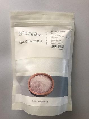 Sal de Epson 300gr. Green Harmony