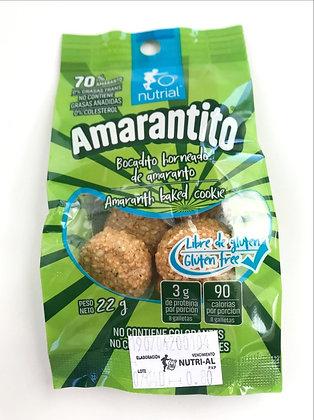 Amarantito 22gr. Nutrial
