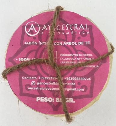 Jabon de Intimo Barra Ancestral Biocosmética