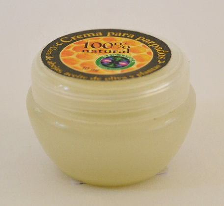 Crema para Párpados 10ml Natusapuca