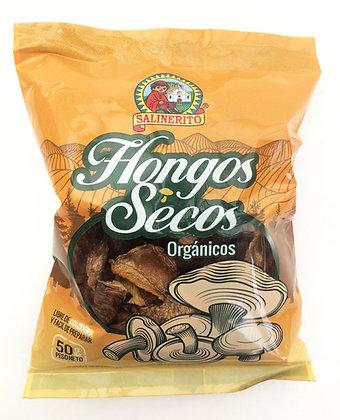 Hongos Secos Orgánicos 50gr.