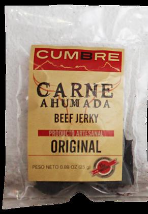 Carne Ahumada Original 25gr.