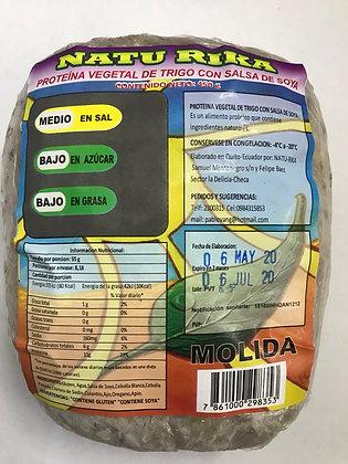 Carne Vegetal Molida 450gr Natu Rika