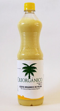 Aceite Orgánico de Palma 900cc