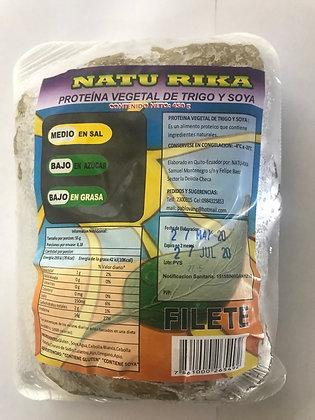 Carne Vegetal Filete 450gr Natu Rika