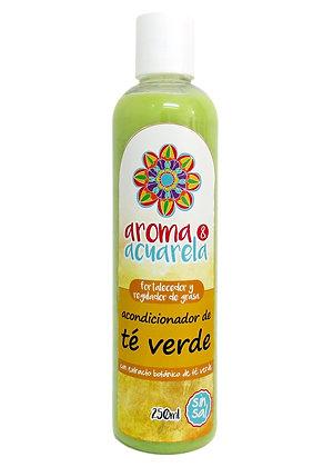 Acondicionador Té Verde 250ml Aroma &