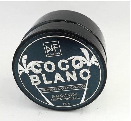Coco Blanc Polvo  30g Nature Feels
