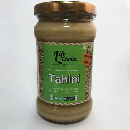 Pasta de Sésamo o Tahini 300gr. Life Choice