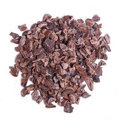 Nibs de cacao orgánico 100 gr.