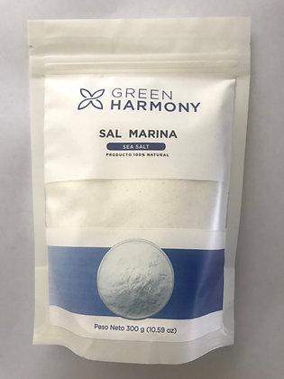 Sal Marina Fina 300gr Green Harmony