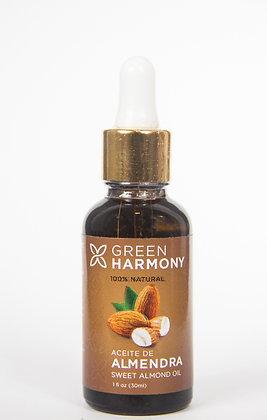 Aceite de Almendras 30ml Green Harmony