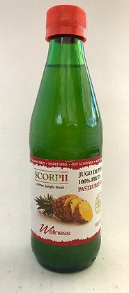Jugo de Piña 300ml Scorpi