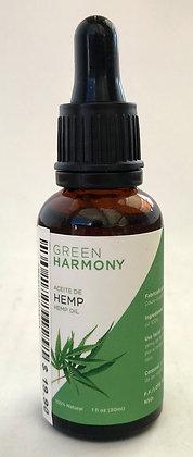 Aceite de Hemp 30ml Green Harmony