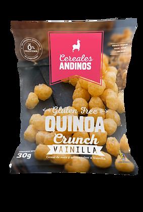 Cereal Quinoa Crunch - Vainilla 30gr