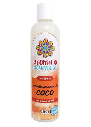 Acondicionador Coco 250ml Aroma & Acuarela