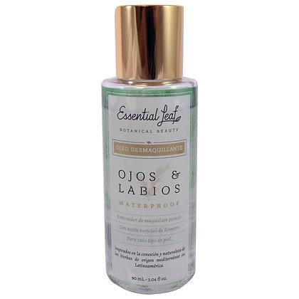 Oleo Desmaquillante 90ml Essential Leaf
