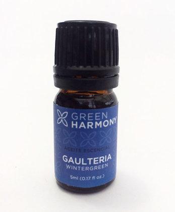 Aceite Esencial Gaulteria 5ml.