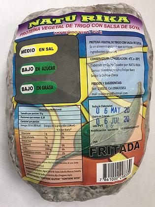 Carne Vegetal Fritada 450gr Natu Rika