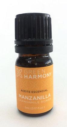 Aceite Esencial de Manzanilla 5ml