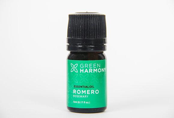 Aceite Esencial Romero 5ml