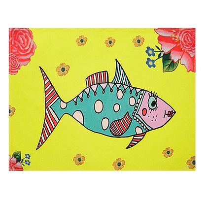 Placemat • Mrs Fish