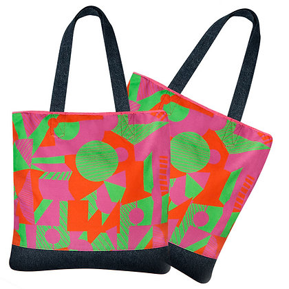 Shopping Bag • Neon