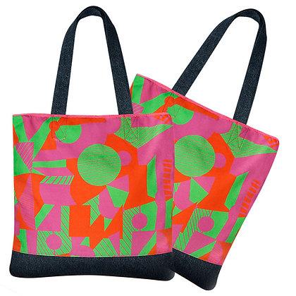 Shopping Bag • Neon