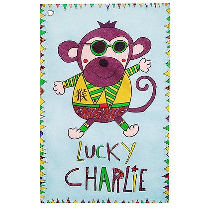 Tea Towel • Charlie