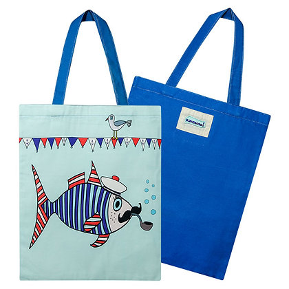 Tote • Mr Fish